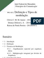 APRESENTAÇÃO - WI-FI - PRINCÍPIOS DE COMUNICAÇÃO.pptx