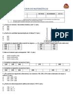 Prueba de matematicas 2DO B Contenido.docx