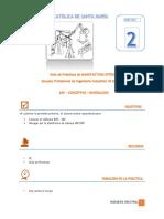 Práctica N°2_MANUFACTURA_SAP navegacion