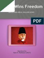 India Wins Freedom - Maulana Abul Kalam Azad.pdf