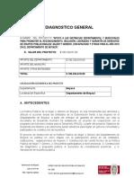 Diagnostico General