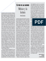 México y la lectura