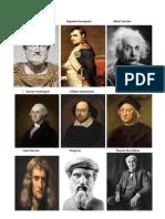 Aristóteles                                             Napoleón bonaparteAlbert Einstein.docx