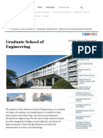 Graduate School of Engineering _ Hokkaido University