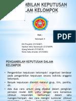 Analisa AHP
