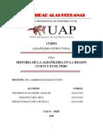 HISTORIA DE LA ALBAÑILERIA EN LA REGION CUSCO Y EN EL PERU.docx