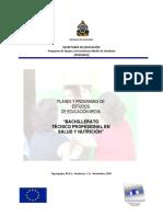 BTPAS-04 Salud y Nutrición Comunitaria