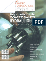 Plaquette Hydro Applications