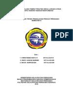 Proposal Pengajuan Tempat Praktek Kerja Lapang III..rtf