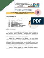 PROYECTO DE TUTORÍA. 5.docx
