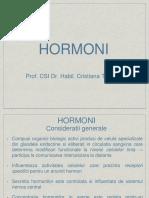 Curs 6 - Hormoni si markeri  tumorali 2.ppt