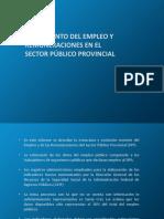 Empleo provincial