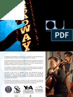 Brochure Broadway