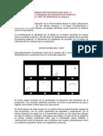 Documento El Test de Wartegg 8 Campos.