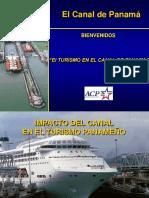 EL Turismo en El Canal de Panamá