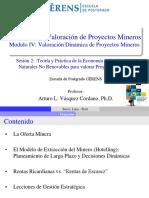EVPM - Sesion 2 - Arturo Vasquez - GERENS2016