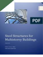 Multistorey steel buildings