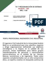 AICI5101 - Sesión 00 - Presentación Asignatura