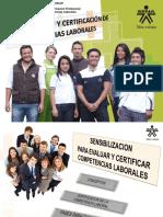 1APresentacion Sensibilizacion 2014 - Candidatos