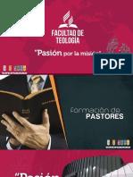 Visitación Pastoral - Sesión 1 y 2