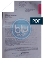 BLU Radio Denuncia Sachica
