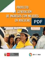 Modelo Proyecto Mujeres