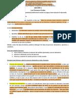 Tema 1 Derecho Procesal Civil