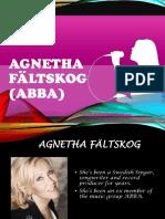 Agnetha ABBA
