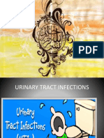 Urinary Tract Infections and Its Treatment
