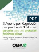 El Aporte por Regulación que percibe la OEFA.pdf