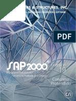Apostila SAP2000 - Concreto Protendido