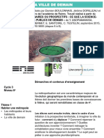 Fileadmin Contenus 2015 Fiche Pedagogique EVS Ville Du Futur