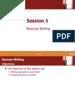 01 Professional Skills-III Session 1