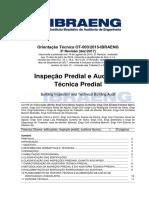 OT-003-2015-IBRAENG Inspeção Predial e Auditoria Técnica Predial 3a Revião Dez-2017