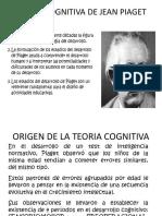 Teoría cognitiva.