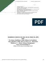 LOS PRIMEROS GRIFOS DE GNL EN PERU