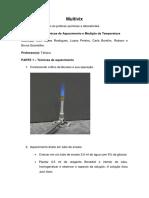 Aula 3 de introdução às práticas laboratoriais e químicas