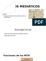 TEXTOS MEDIÁTICOS II.pptx