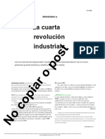 HBS - The Fourth Industrial Revolution.en.Español