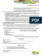 autorizacion clases de educacion fisica 2019.docx