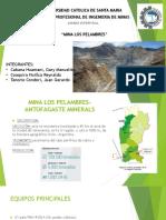 Mina Los Pelambres-Antofagaste Minerals