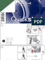 OttoBock 3r80 knee Quickstart