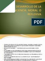 Desarrollo de La Conciencia Moral o Reflexiva