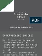 Interviewing Skills - November 2012.ppt