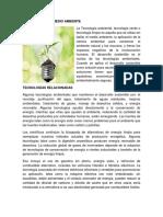 TECNOLOGÍA Y EL MEDIO AMBIENTE.docx