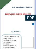 Ejemplo de Uso Estilo APA (1)