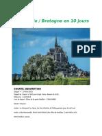 Normandie Itiniraire