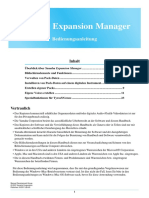 OwnersManual Yamaha Expansion Manager de Om v250 h0
