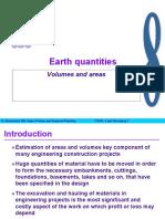 Earth Quantities