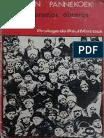 Pannekoek - Los consejos obreros